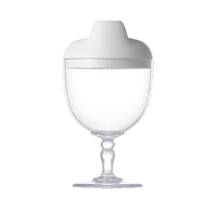 Reale レアーレ ワイングラス型カップ /ソムリエスパウト/ホワイト