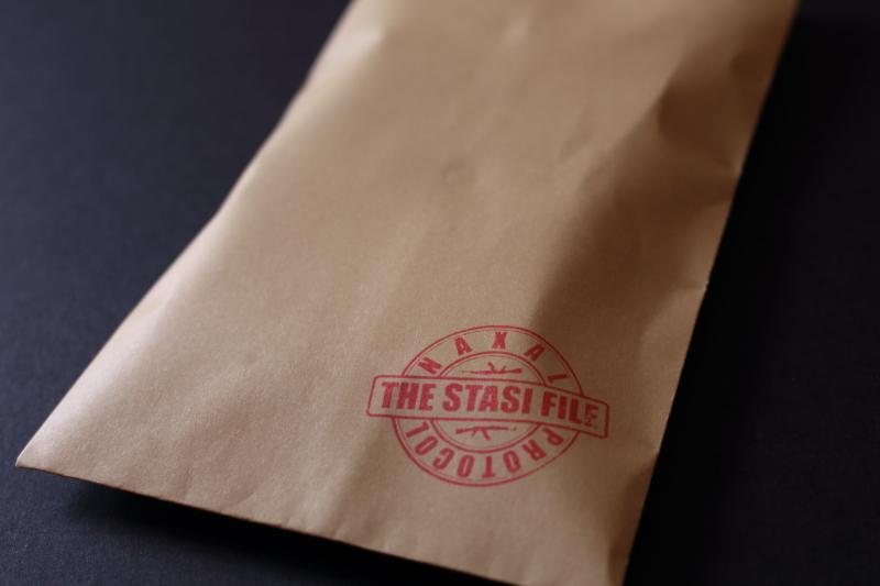 NAXAL PROTOCOL - The Stasi File   C20 - 画像1