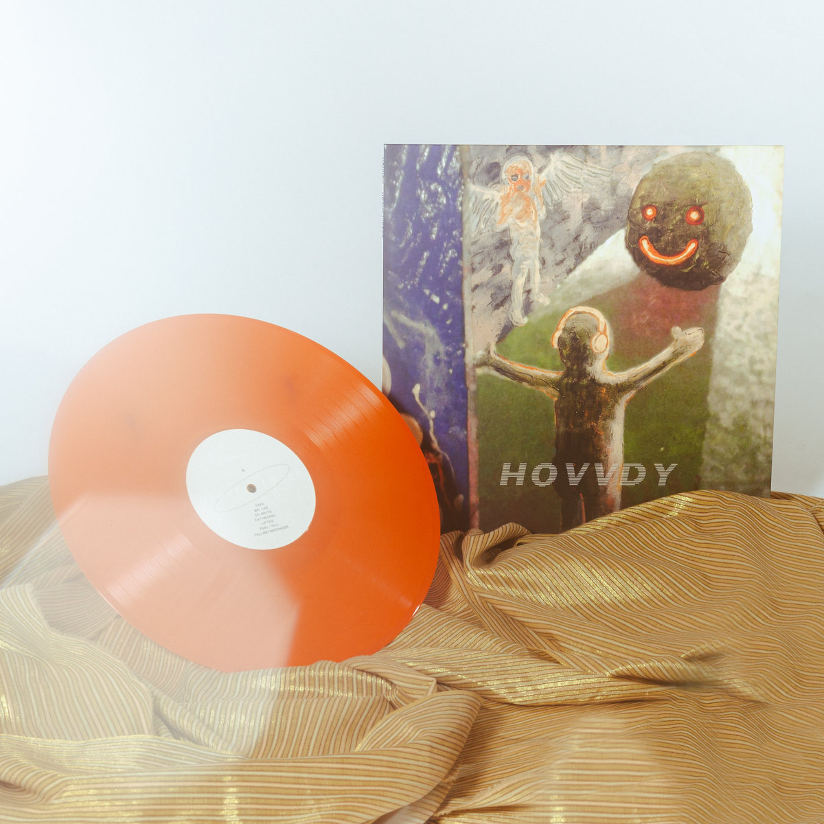 Hovvdy / Heavy Lifter(LP)