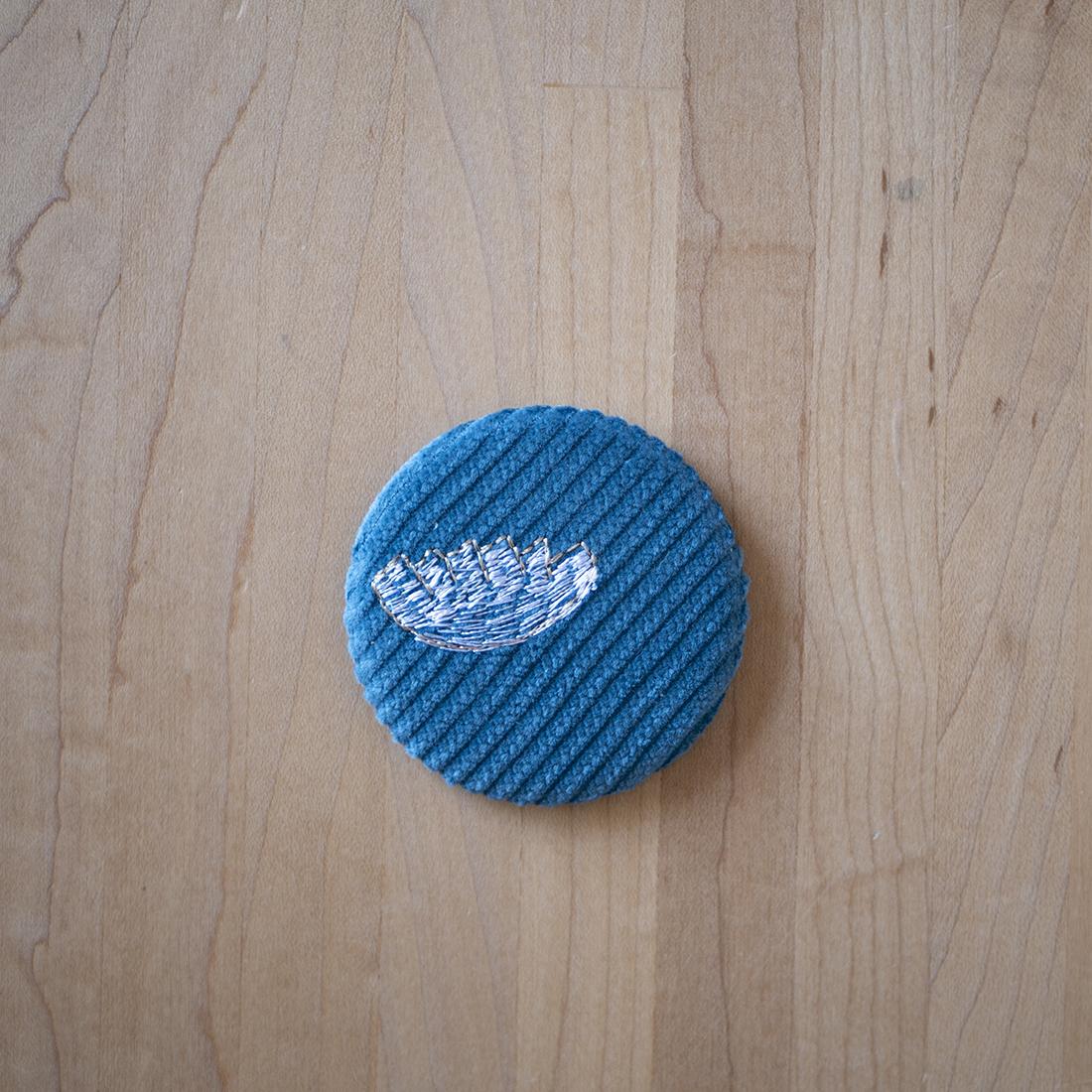 缶ミラー(小) ギョウザ/ギョウザ1個