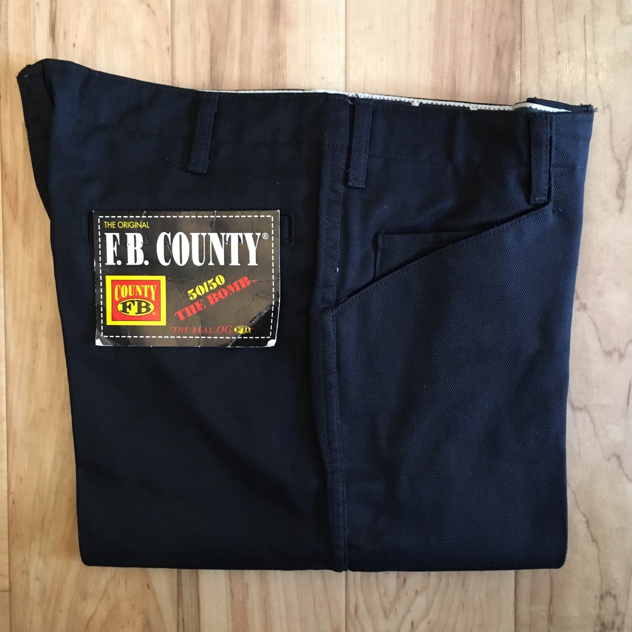 "F.B. COUNTY Work Pants ""Made in USA"" <Deadstock>"