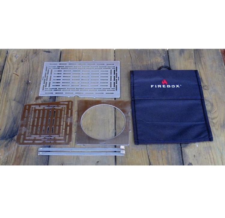 firebox stove accessory kit