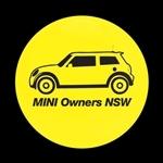 ゴーバッジ(ドーム)(CD0819 - CLUB MINI Owners NSW) - 画像1