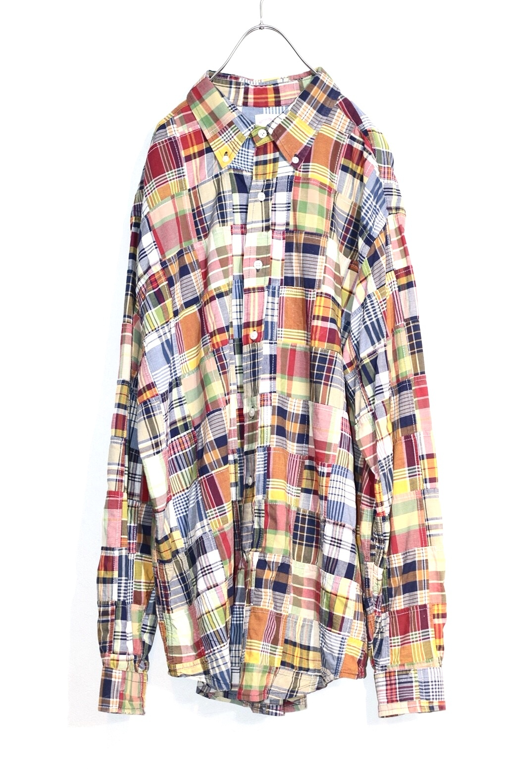 patchwork shirt