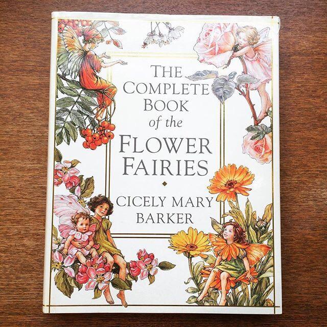 シシリー・メアリー・バーカー詩画集「The Complete Book of the Flower Fairies/Cicely Mary Barker」 - 画像1