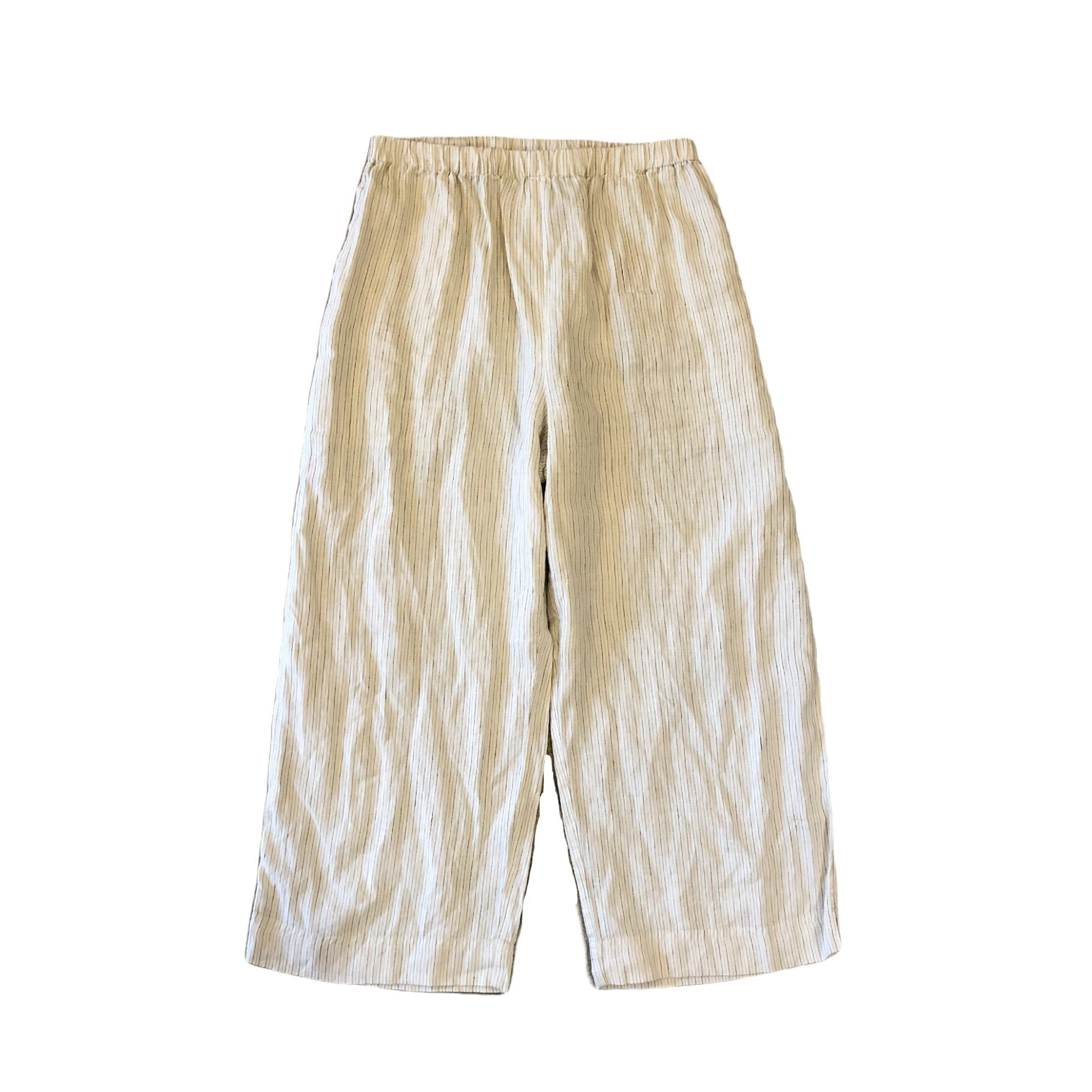Chico's Stripe Easy Pants ¥5,400+tax