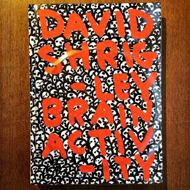 作品集「Brain Activity/David Shrigley」 - 画像1