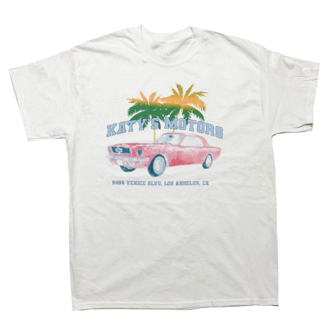 Katy's Motors Souvenir Summer Tee