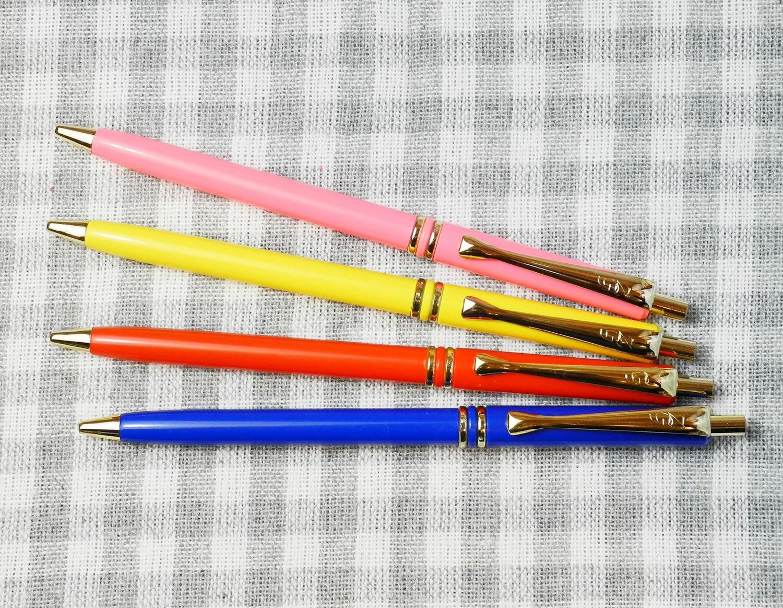【Vintage品】 デッドストック イタリア リリアゴールド ボールペン