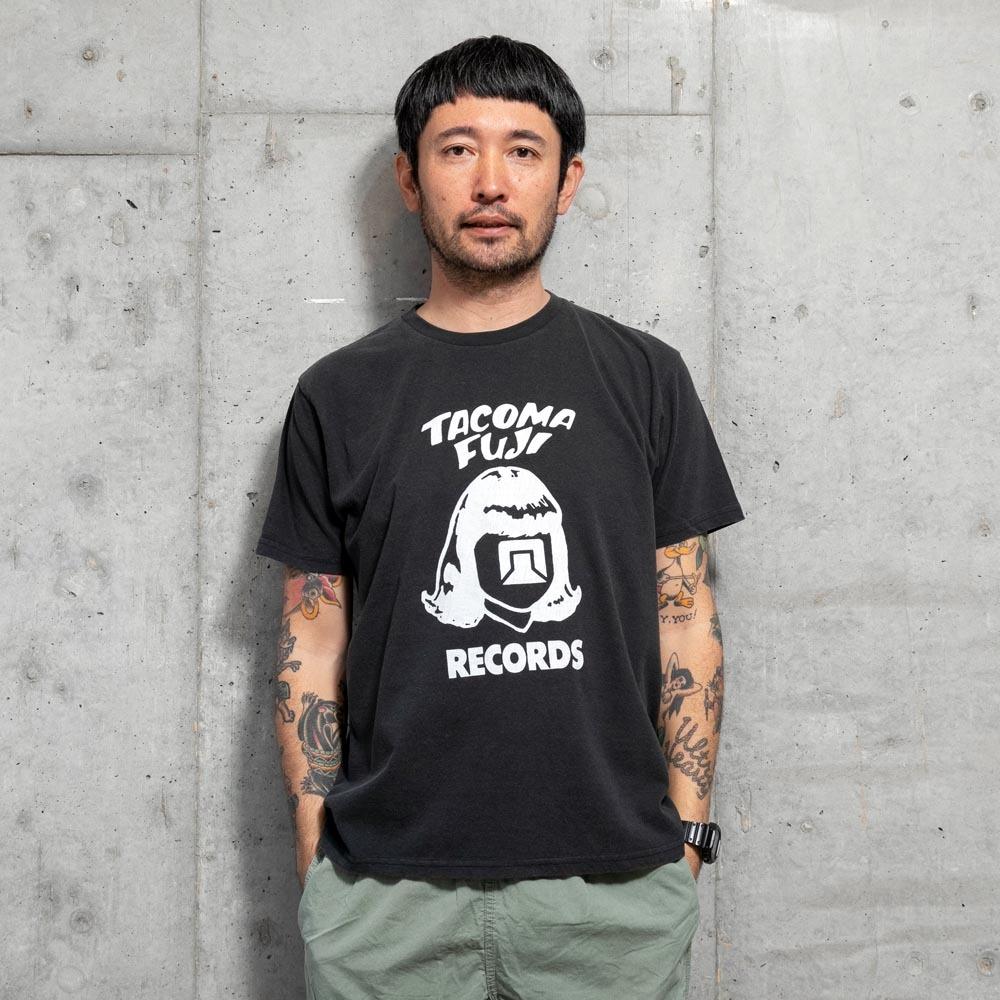 TACOMA FUJI RECORDS LOGO '19
