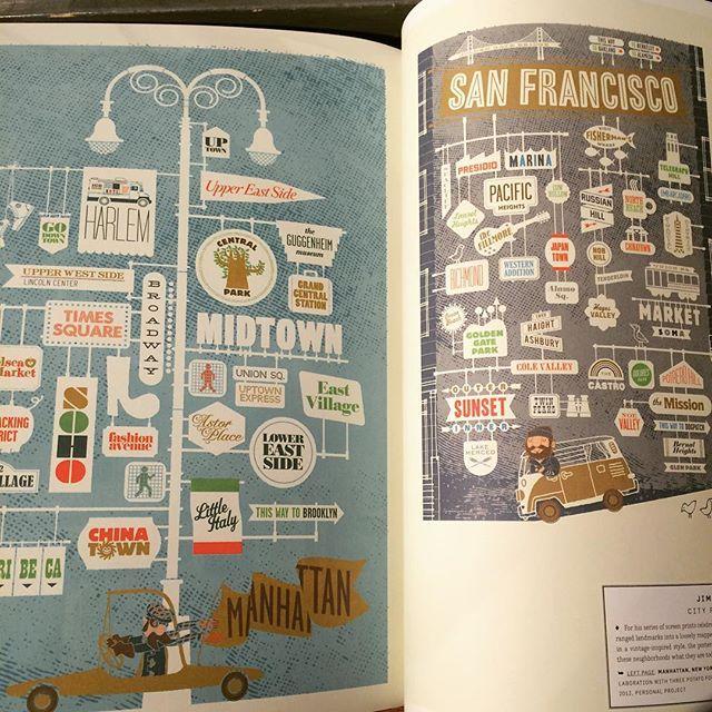 デザインの本「A Map of the World」 - 画像3