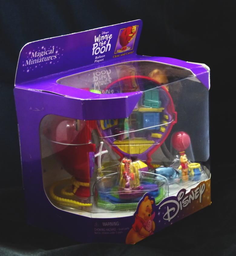ポーリーポケット・ディズニー・プーさんと赤い風船
