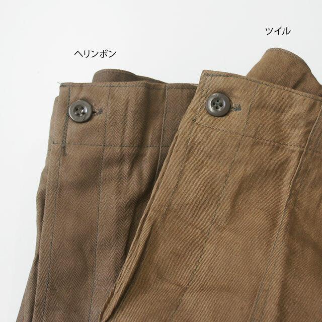 dead stock デッドストック チェコ軍イージーパンツ メンズ レディース パンツ ロング ミリタリー ツイル ヘリンボン 通販 (品番dkd-pts-0036)