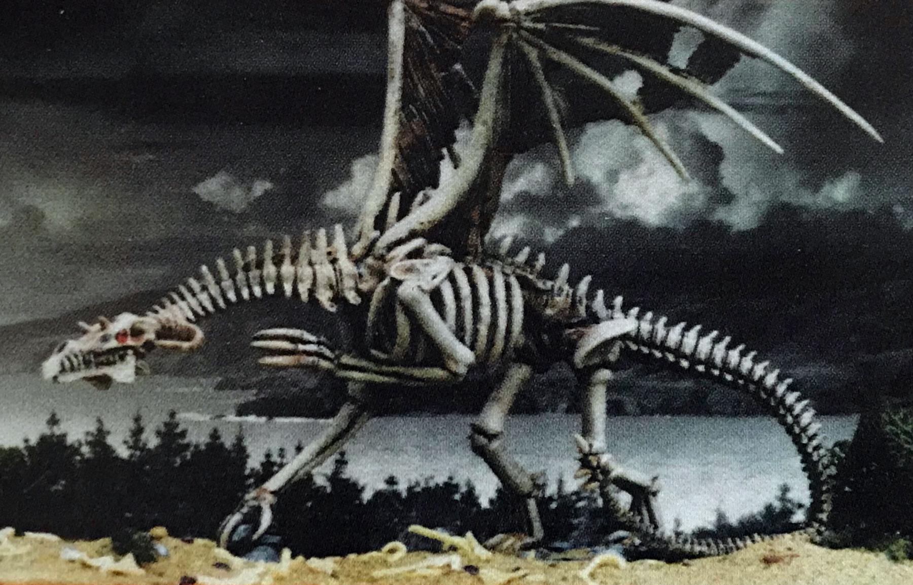 ネクロドレイク(スケルトン・ドラゴン) - 画像5