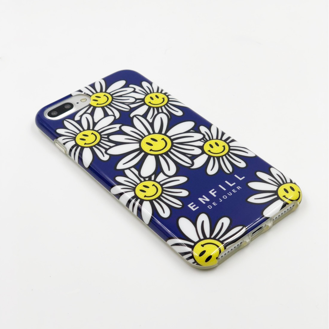 "TPU CASE ""SMILEY DAISY"" for iPhone8/7/6s/6 Plusケース"