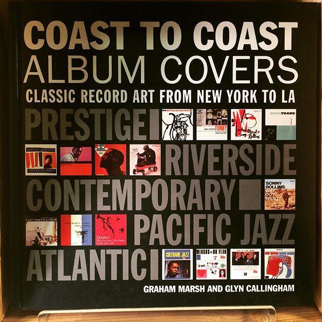 デザインの本「Coast to Coast Album Covers」 - 画像1