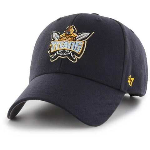 Gold Coast Titans Cap Black