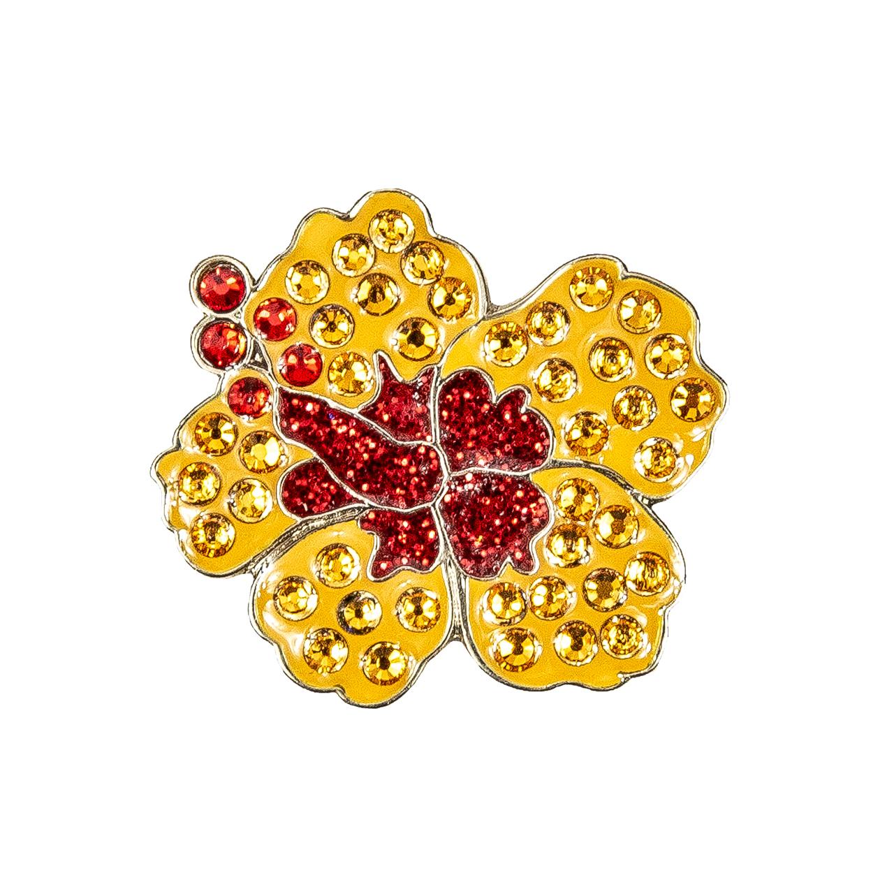 6. Hibiscus Orange