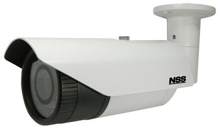 100万画素AHD防水暗視バリフォーカルカメラ