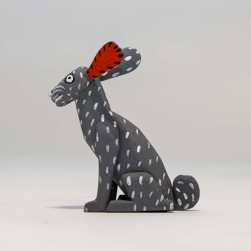 Alebrijes Rabbit - Gray