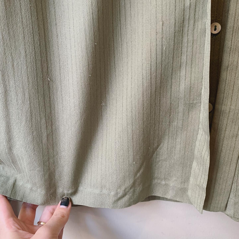 vintage bowtie blouse