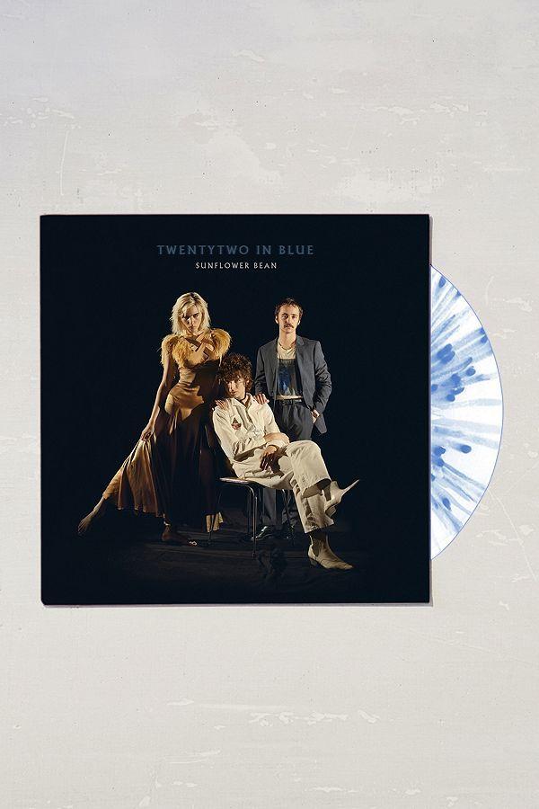 Sunflower Bean / Twentytwo in Blue(1000 Ltd Clear Vinyl)