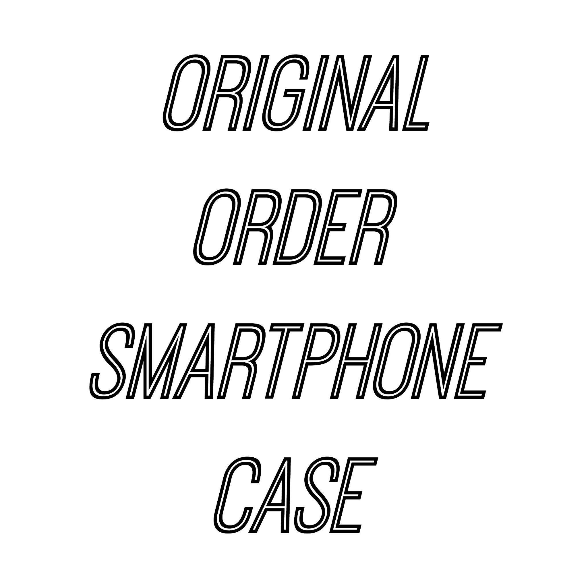オーダーメイドスマートフォンケース【送料無料】(iPhone各種/Android多数対応)