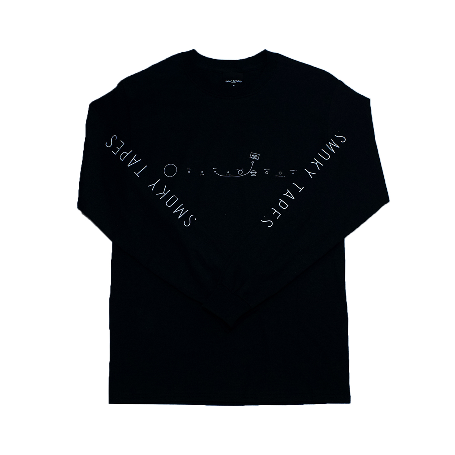 WWWTYO x SMOKIN' IN THE BOYS ROOM/SMOKY TAPES L/S TEE