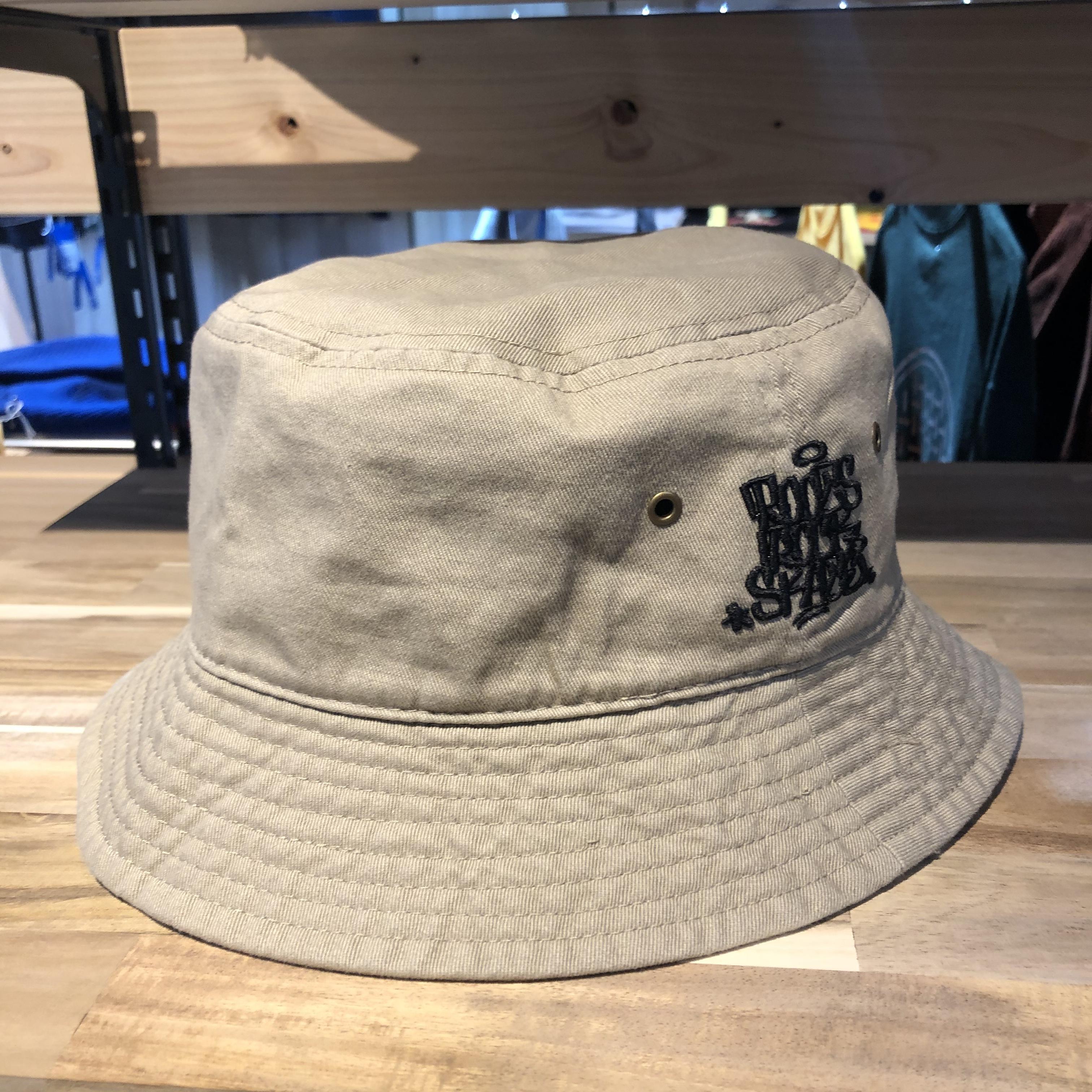 R.R.S 【LOGO刺繍 HAT】