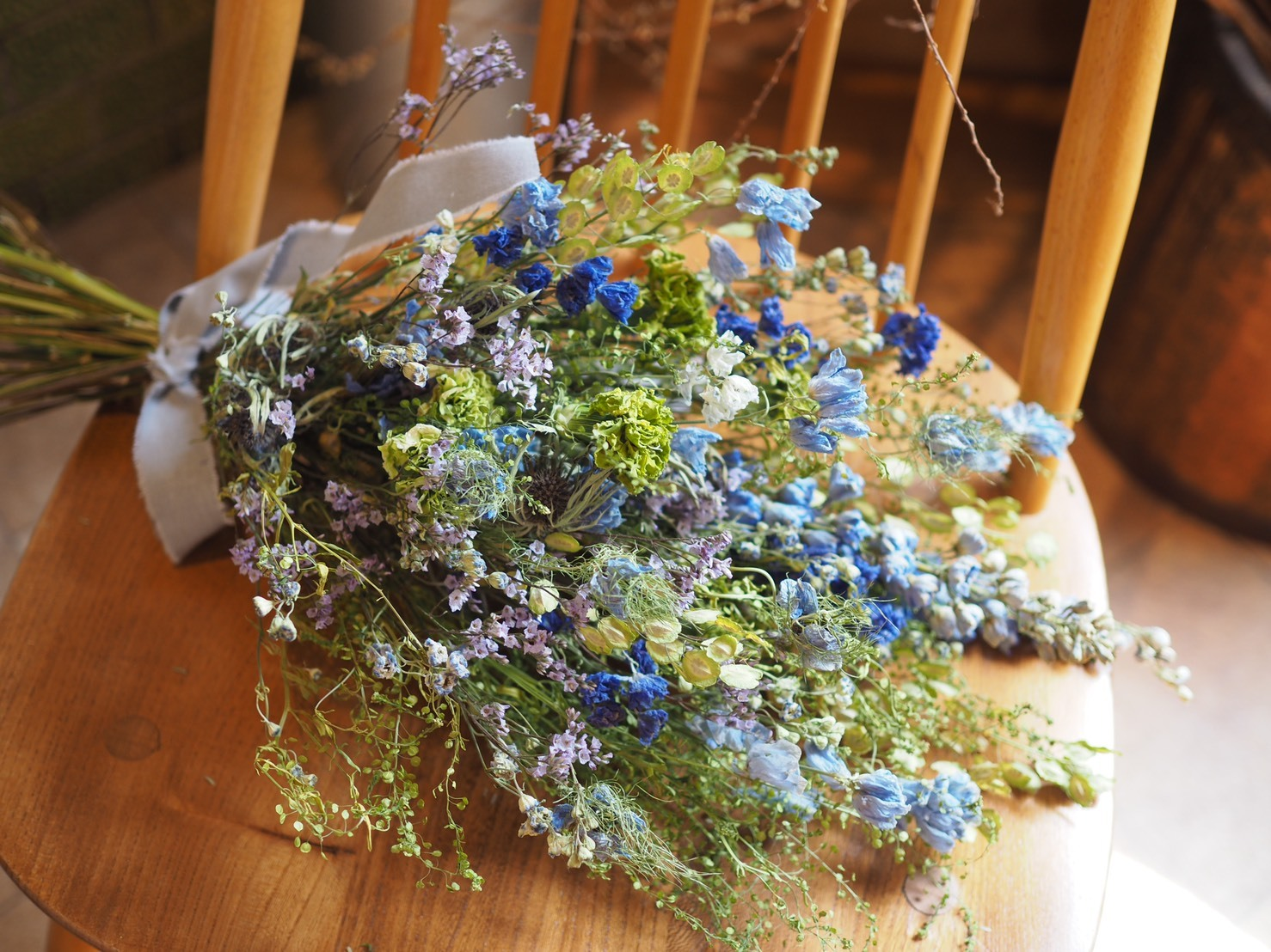 【ドライスワッグ】Blue × Purple