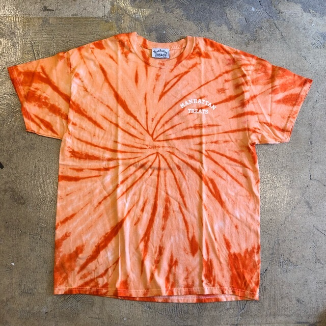 MANHATTAN TREATS #Tie Dye Tee No.7