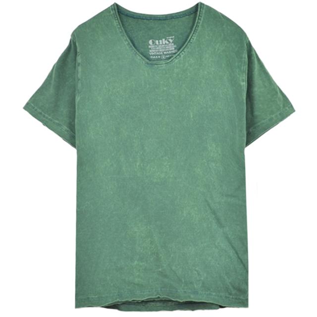 Ouky T-shirt ビリジアン♛22