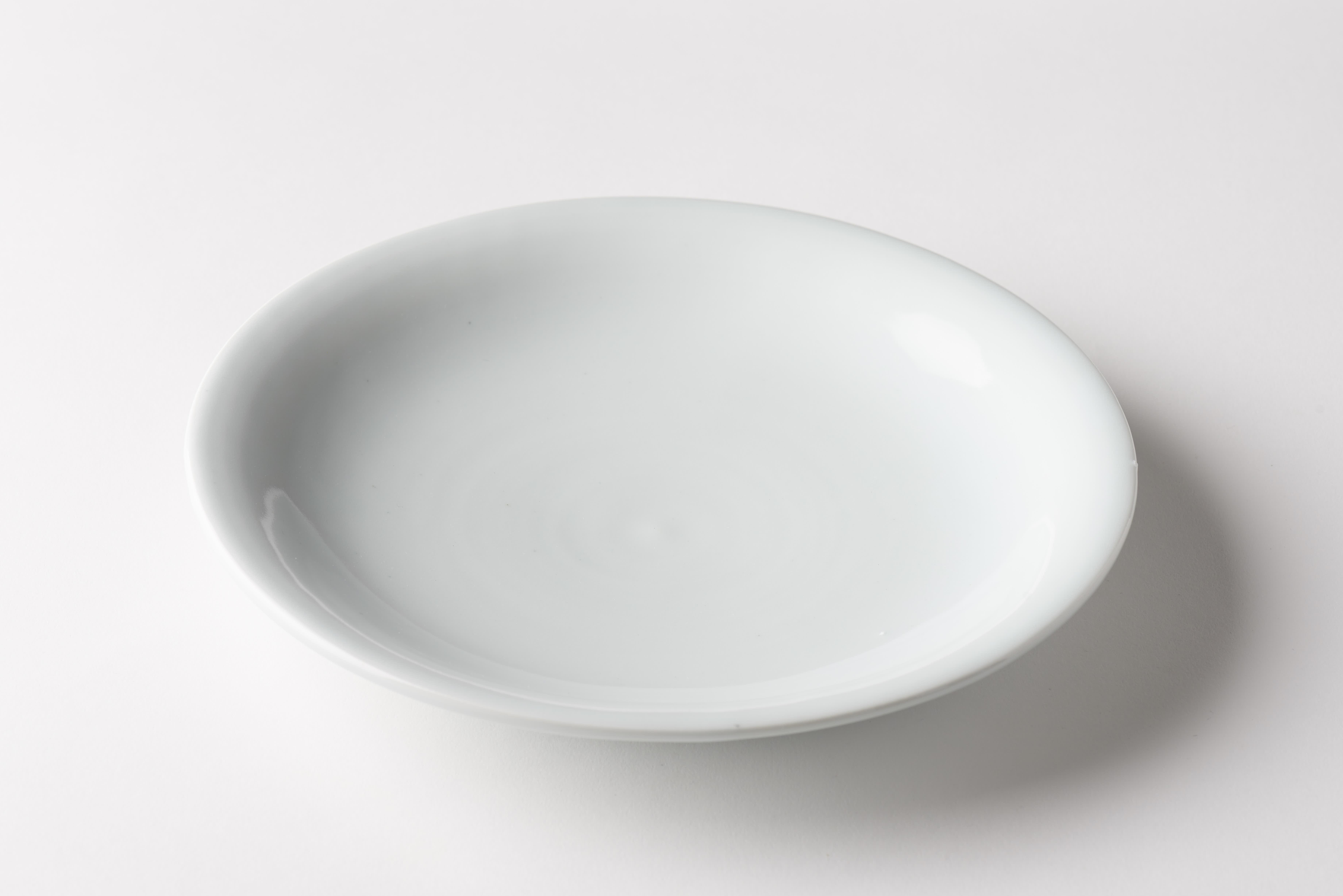 白磁プレート 大