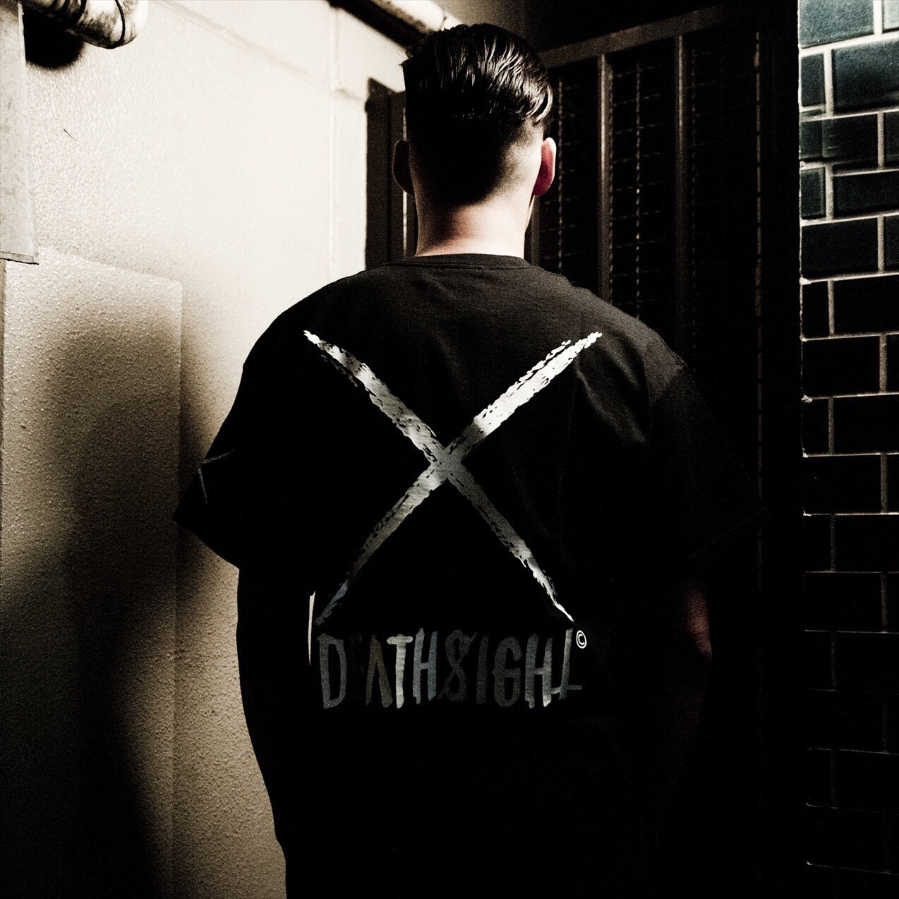 """Hexagram"" Tees / BLACK - 画像4"
