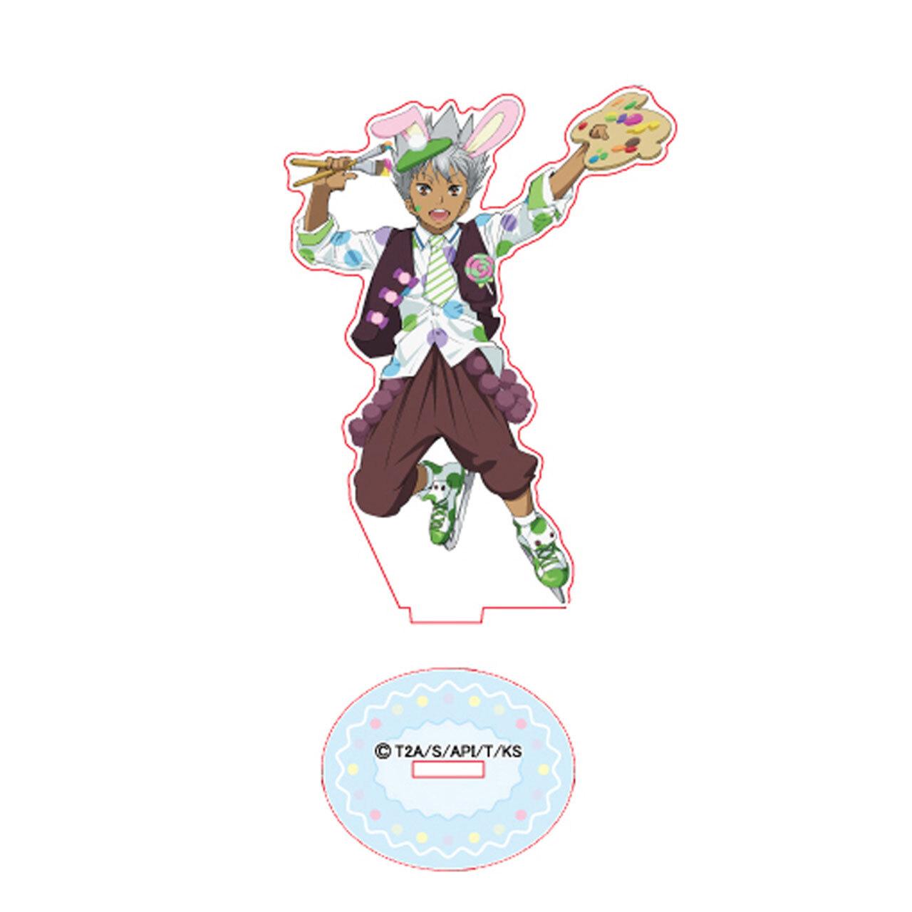【4573155998806】KING OF PRISM -Shiny Seven Stars- カヅキ アクリルスタンド イースターver