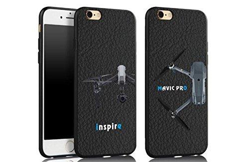 処分限定特価★Mavic Pro 3D iPhone シリコンジャケット プラスチックケース (iphone6 / 6s)