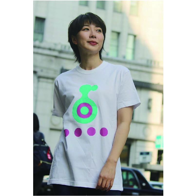 """Japan x Kanji""Tシャツ Point  点  T1611"