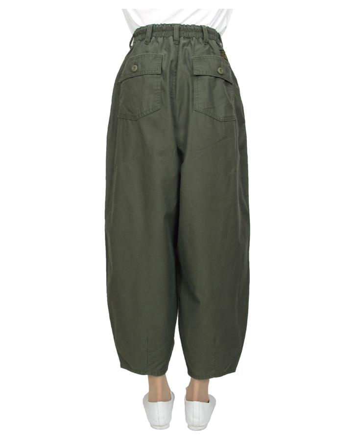 cocoon baker pants - 画像3