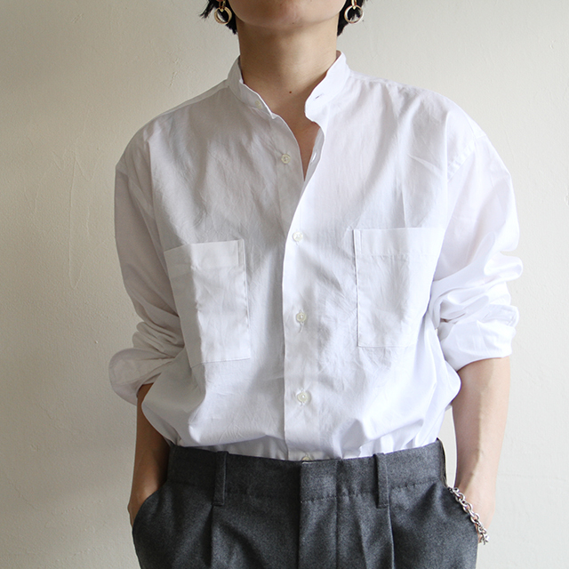 INDIVIDUALIZED SHIRTS【 womens 】Terminal 別注 o/size shirts