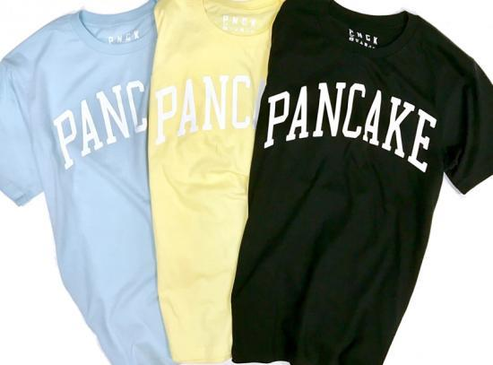 ARCH LOGO TEE NEW COLOR / PANCAKE