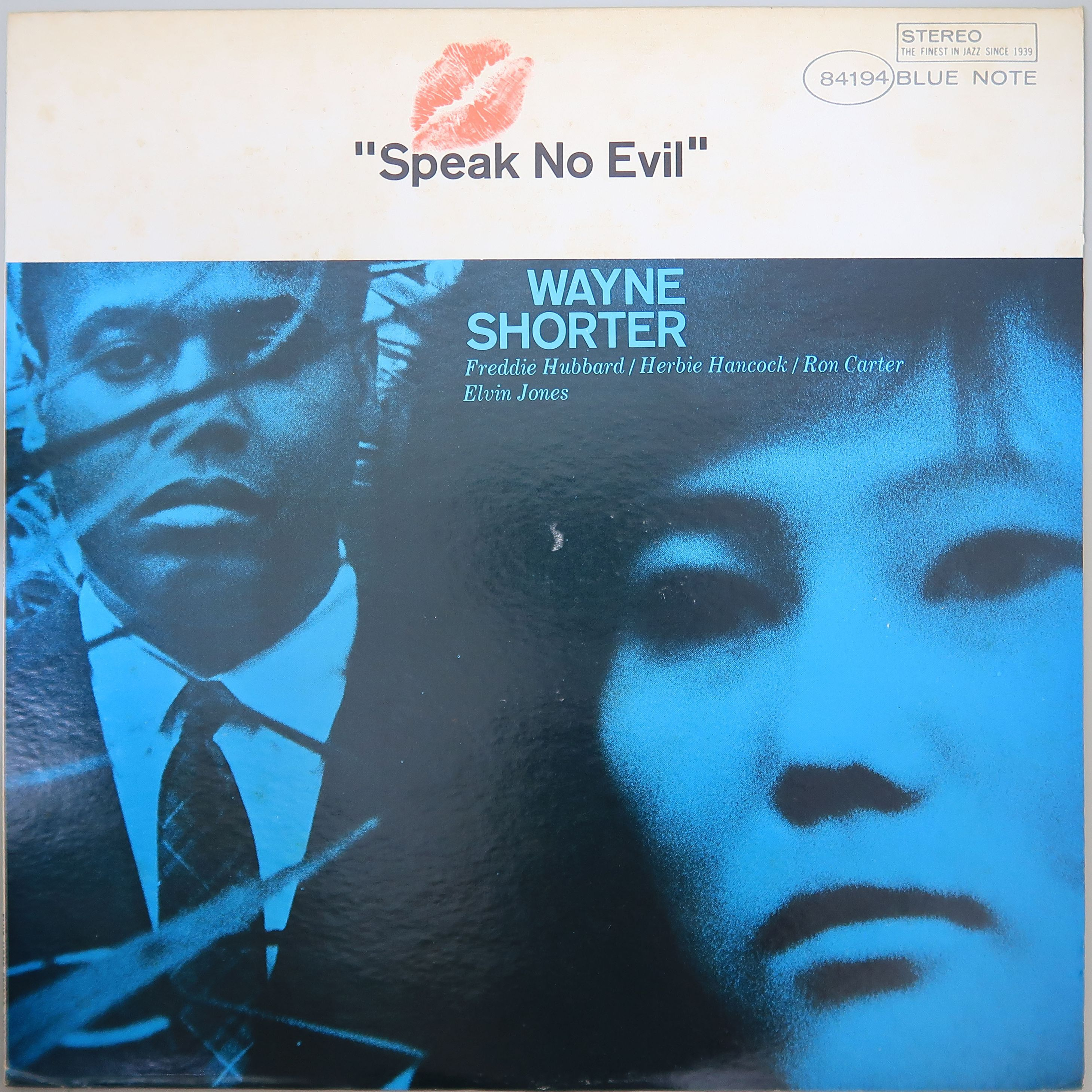 WAYNE SHORTER / SPEAK NO EVIL (LIBERTY)