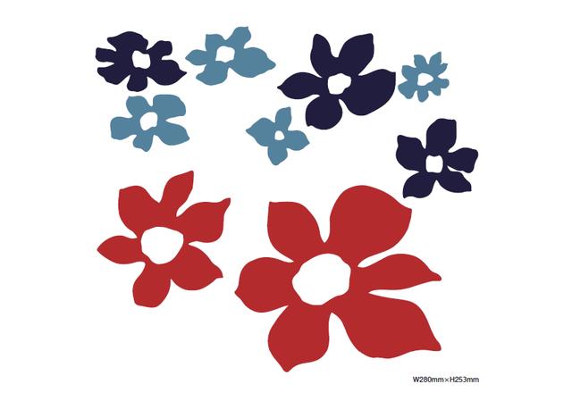 Tradewinds Steel Cutting Sticker Medium Size【1セット】【税込価格】