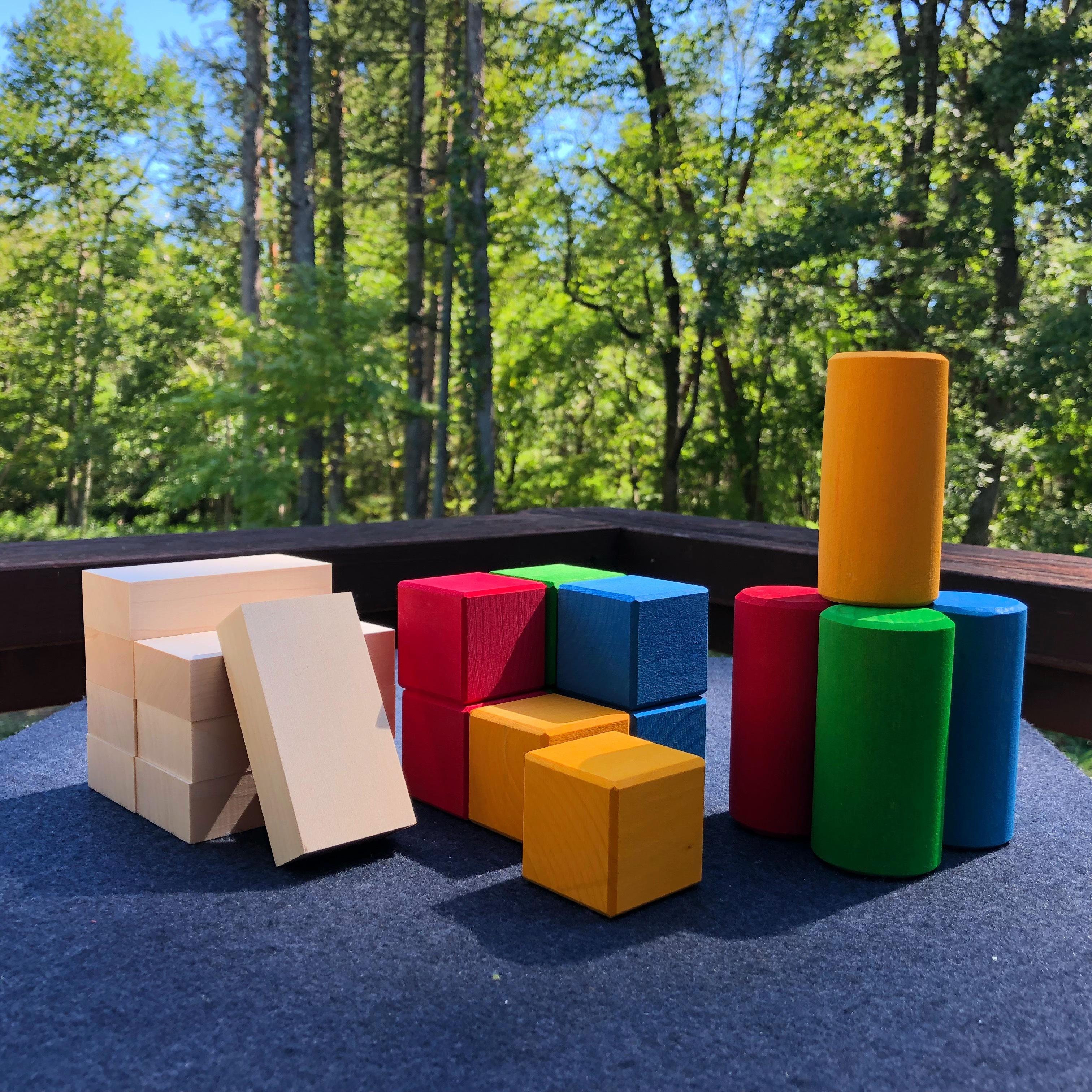 初めての積み木遊び BLOCKS 3種セット