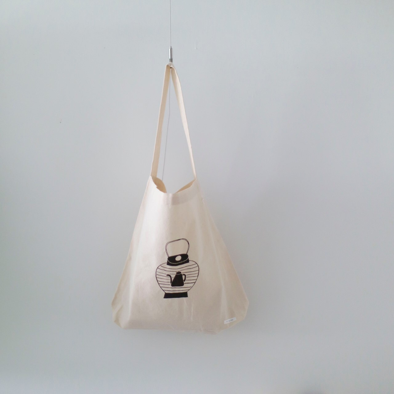 オリジナルトートバッグ : YACHIYO KATSUYAMA / Community Store TO SEE