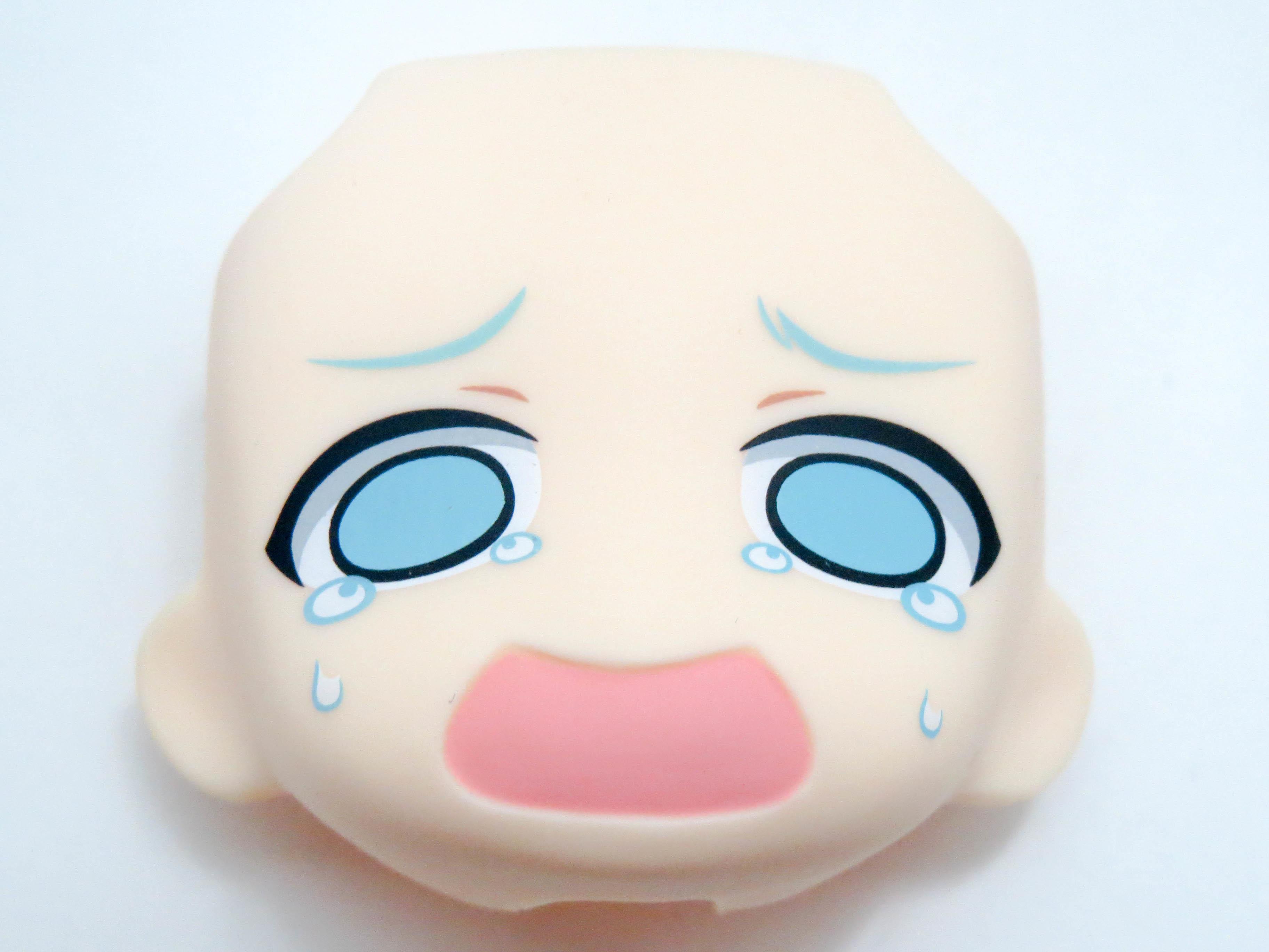 再入荷【630】 アクア 顔パーツ 大泣き顔 ねんどろいど