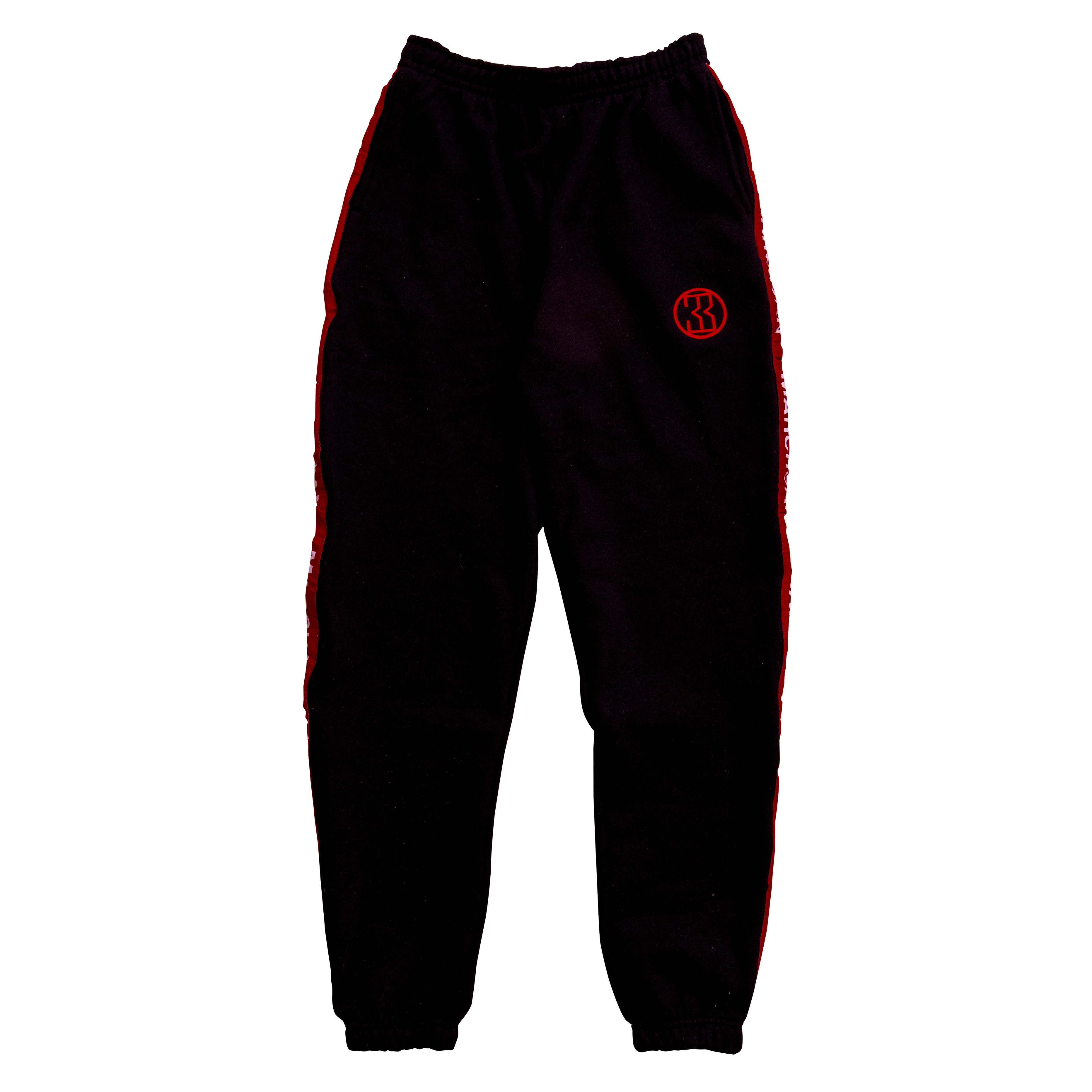 ORIGINAL Trainer pants (Red)