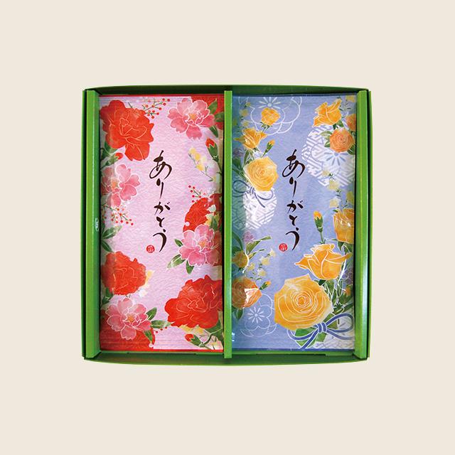 母の日父の日ギフト(大走り100g × 2袋)