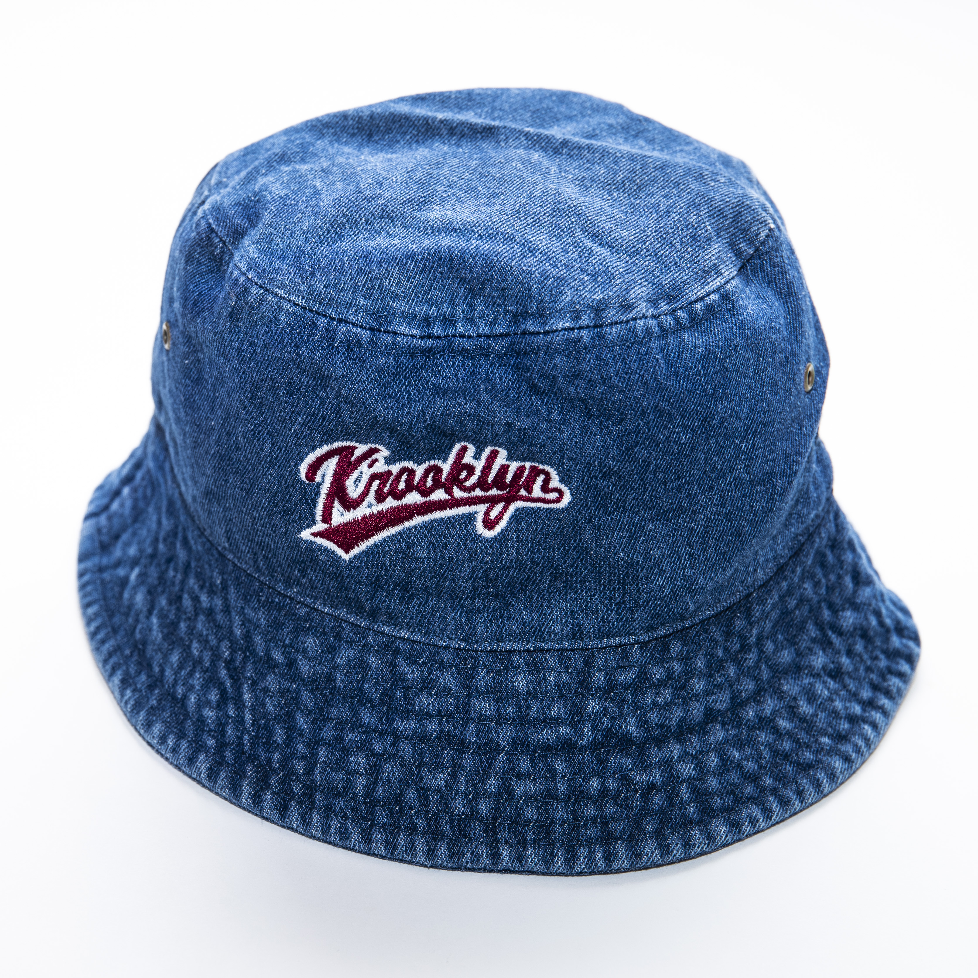 Basket Hat -  Dark Denim