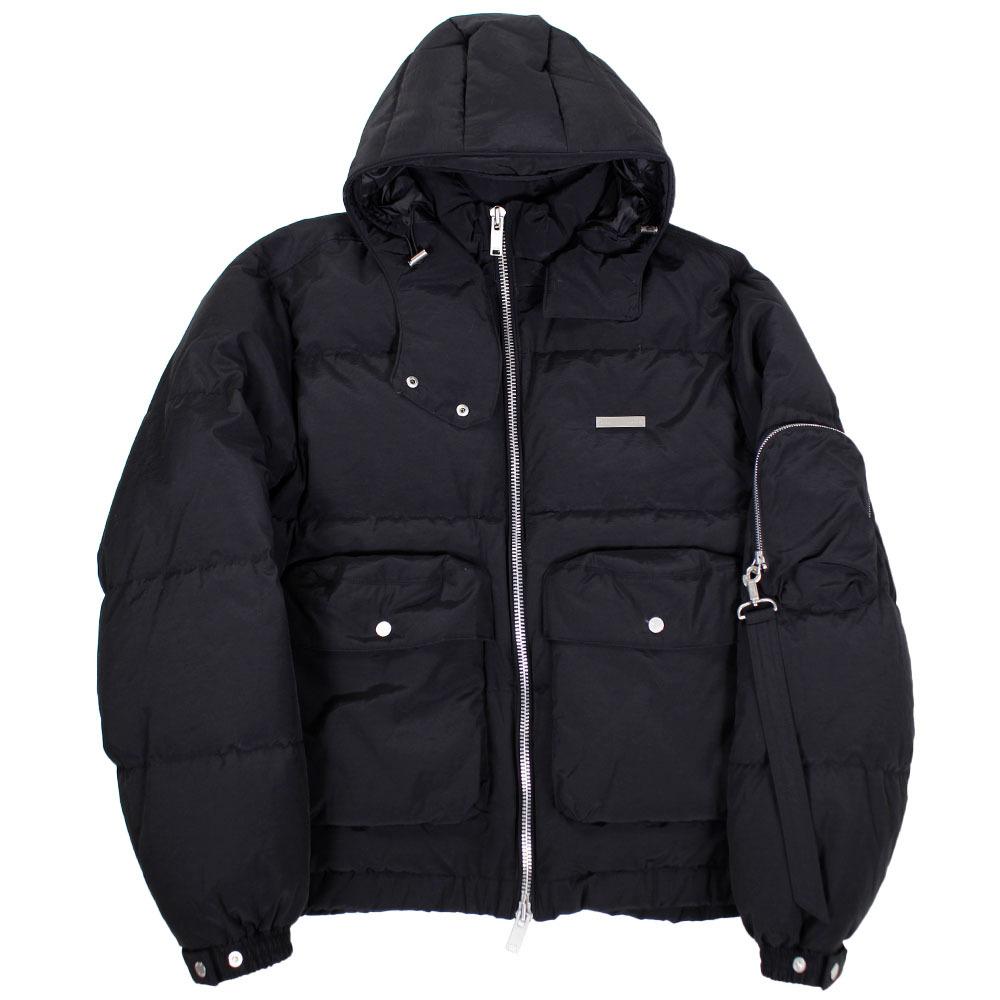 TATRAS X RIOT HILL Down Jacket Black