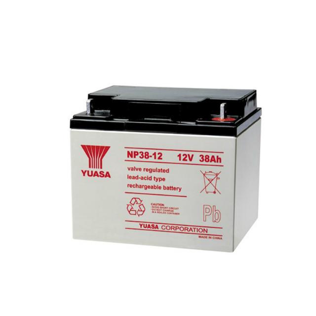 NP38-12 GSユアサ製 小形制御弁式鉛蓄電池 NPシリーズ